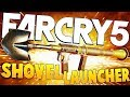 Far Cry 5 - The New Shovel Launcher - Best Weapon In Game? - Far Cry 5 Gameplay Highlights