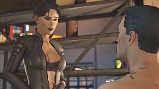 Download Catwoman and Batman Romance Scene - Batman Telltale Episode 3 Video