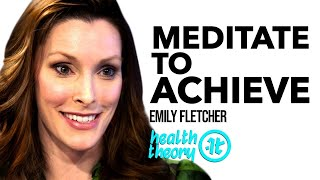 Download Discover the Trifecta of Mindfulness, Meditation and Manifesting | Emily Fletcher on Health Theory Video