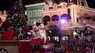 Download Christmas Party At Walt Disney World | Mickey's Very Merry Christmas Party 2016 Video