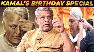 Download Kamal Haasan's Untold Stories, Indian 2 Shooting Spot, Comedy Sequences - Delhi Ganesh Interview Video