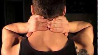 Download Self Massage: Stiff neck Video