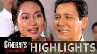 Download Tiago defends himself from Gabriela's accusation | The General's Daughter Video