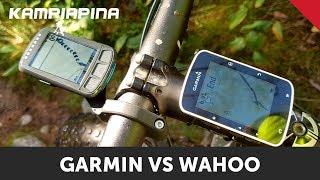 Download WAHOO ELEMNT BOLT vs Garmin Edge 520 Video
