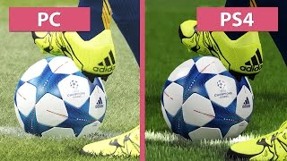 Download PES | Pro Evolution Soccer 2016 – PC vs. PS4 Graphics Comparison [FullHD][60fps] Video