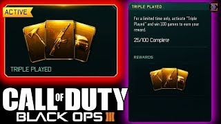 Download FINISHING SUBSCRIBER TRIPLE PLAY Video