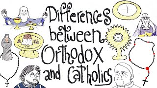 Download Differences Between Orthodox and Catholics (Pencils & Prayer Ropes) Video