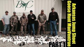 Download Arkansas Jump Shoot Goose Hunt Video