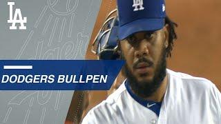 Download Dodgers bullpen keeping Cubs' bats silent in NLCS Video