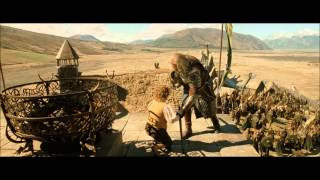 Download LOTR The Return of the King - Extended Edition - Théoden's Decision Video