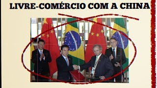 Download Brasil negocia acordo de livre-comércio com a China, diz Guedes Video