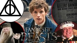 Download 28 Fantastic Beasts And Where To Find Them Easter Eggs & References Video