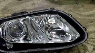 Download Opening & Resealing Automotive Headlights using Morimoto Retro Rubber Video