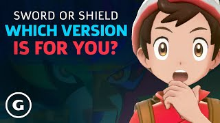 Download Pokemon Sword And Shield Exclusives And Differences Explained Video
