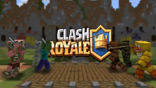 Download FNAF vs Mobs: Clash Royale Challenge - Monster School (Five Nights At Freddy's) Video