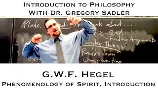 Download Georg W.F. Hegel, Phenomenology of Spirit, Introduction - Introduction to Philosophy Video