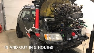 Download LIFTED FORESTER BACK IN ACTION! Video