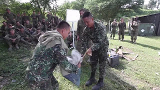 Download U.S and Philippine Marine Corps Trained to Survive in the Jungle Video