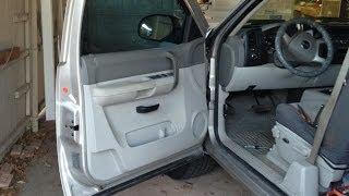 Download PART 1 2007-13 GM Truck Front Speaker Install | Silverado Tahoe Sierra Yukon Video