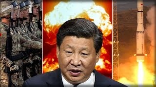 Download DANGER! CHINA'S WAR BOSS JUST TARGETED U.S. BASES WITH A SICK MOVE THAT TRUMP IS PREPPING FOR Video