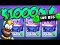 Download CLASH ROYALE $1,000 Super Magical Chest Opening! Video