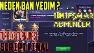Download Hesabım Neden Ban Yedi ? Türkiye Turnuvası ? Mobile Legends Gerçekleri ! Video