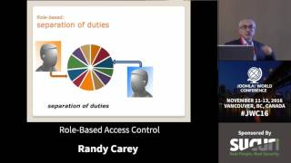 Download JWC 2016 - Role-Based Access Control - Randy Carey Video