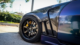 Download New 350z Carbon Fiber Fenders! Video