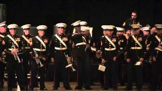 Download ″Gangnam Style / Thunderstruck″ live by the Third Marine Aircraft Wing Band Video