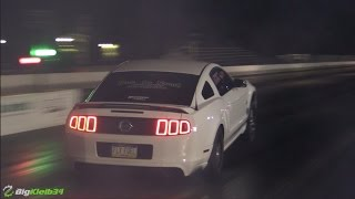Download Nastiest Twin Turbo Coyote - Massive Wheelie Video