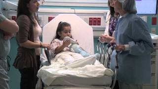Download The Day Of The Procedure (Preparing Your Child For Surgery) Video