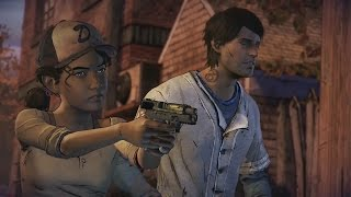 Download The Walking Dead Game Season 3 Clementine Returns Episode 1 Trailer Video