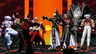 Download Kof Mugen God Team VS Celestial Team Video