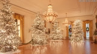 Download A hidden look at Christmas at the White House Video