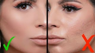 Download HOW TO AVOID CAKEY MAKEUP & STOP THE CREASING! Video