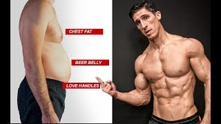 Download FAT LOSS 101 FOR MEN (Chest Fat, Belly, Love Handles!) Video