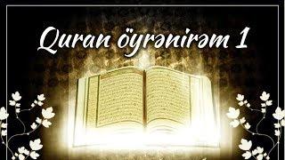 Download Quran öyrənirəm (1-ci dərs) Video