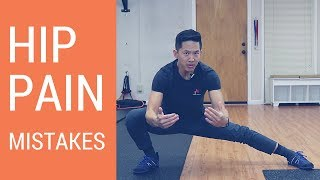 Download Hip pain: top 3 mistakes (labral tears, arthritis, FAI) Video