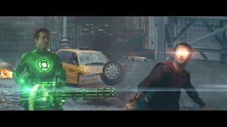 Download Superman vs Green Lantern Video