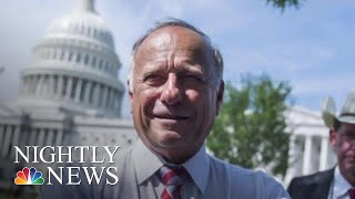 Download Iowa Congressman Condemned By GOP Campaign Head For White Nationalist Comments | NBC Nightly News Video