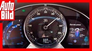 Download Bugatti Chiron (2016) Fahrbericht/Test/Details Video