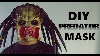 Download How to make PREDATOR mask 2018 Video