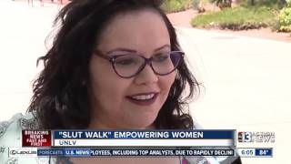 Download ″No Shame Slut Walk″ raises awareness about sexual assault Video