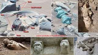 Download Ancient Aliens On Mars: Curiosity Spotted Carved Animal Statue and Strange Artifacts Video