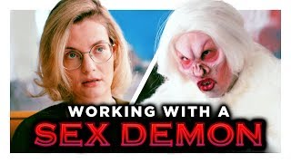 Download Did You Know We Work with a Sex Demon? | Hardly Working Video