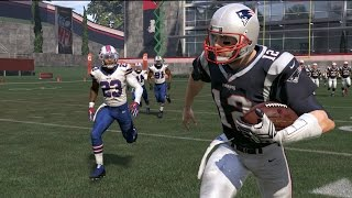 Download CAN TOM BRADY CATCH A 99 YARD TD PASS FROM TDPRESENTS - MADDEN 17 Video
