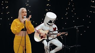 Download Marshmello & Anne-Marie - FRIENDS (Acoustic Video) *OFFICIAL FRIENDZONE ANTHEM* Video