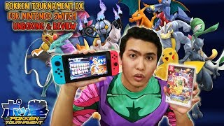 Download EPIC POKEMON BATTLE! Pokken Tournament DX for Nintendo Switch - Unboxing & Review Video