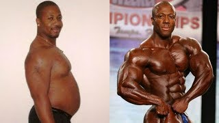 Download Shawn ″Flexatron″ Rhoden transformation from 19 to 42 years old Video