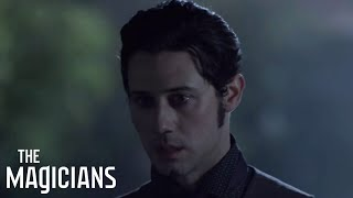 Download THE MAGICIANS | The Wit and Wisdom of Eliot | SYFY Video
